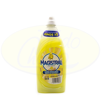 Picture of Detergente Limon Cremoso Magistral 500ml