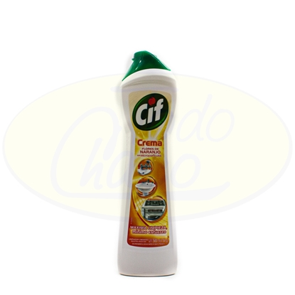Picture of Cif Crema Flores De Naranjo 500ml