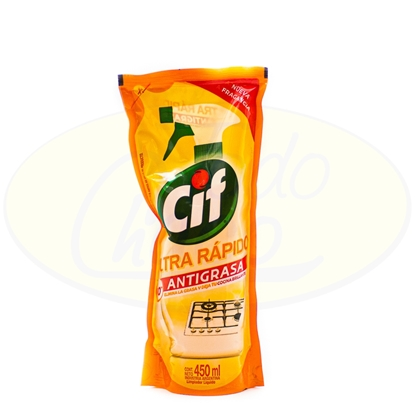 Picture of Cif Antigrasa Sachet 450ml