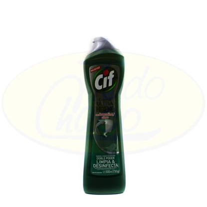 Picture of Cif Crema Ultra Higiene Con Lavandina 500ml