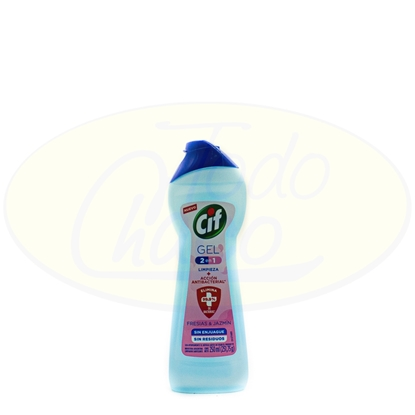 Picture of Cif Gel Antibacterial Fresias  y Jazmin 250ml