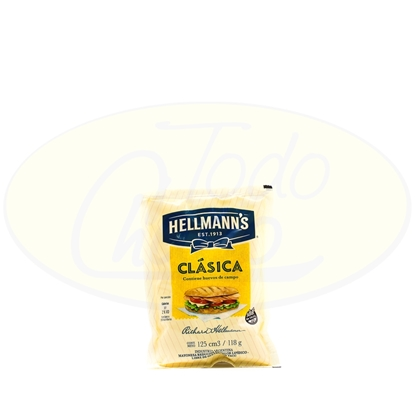 Picture of Mayonesa Hellmans 118gr