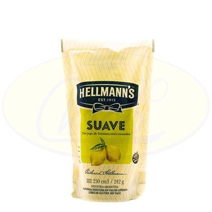 Picture of Mayonesa Suave Hellmans 242g