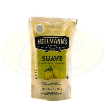 Picture of Mayonesa Suave Hellmans 485g