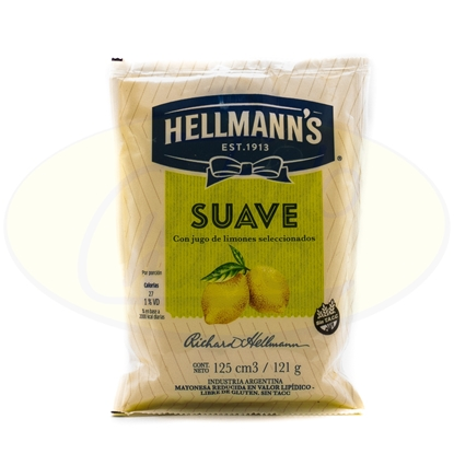 Picture of Mayonesa Suave Hellmanns 125g