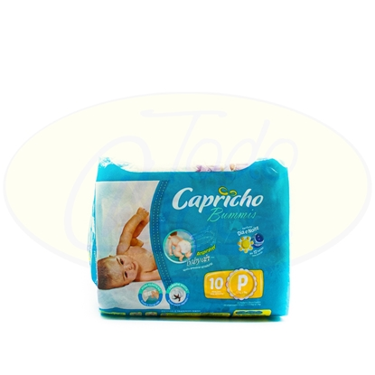 Picture of Pañal Bummis Capricho Pequeno 10 Unidades