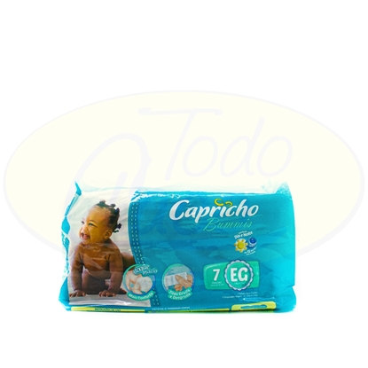 Picture of Pañal Bummis Capricho Extra Grande 7 Unidades