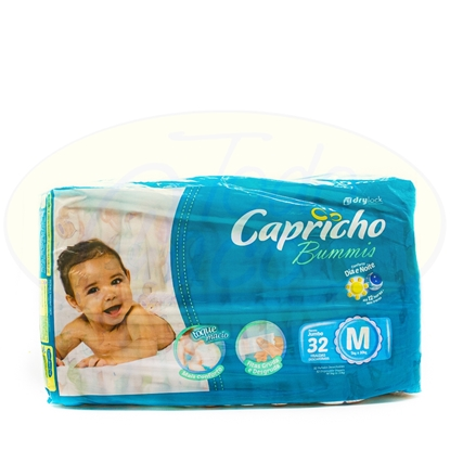 Picture of Panal Bummis Capricho Mediano 32 Unidades