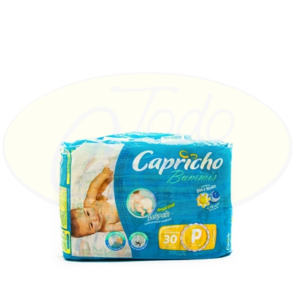 Picture of Panal Bummis Capricho Pequeno 30 Unidades