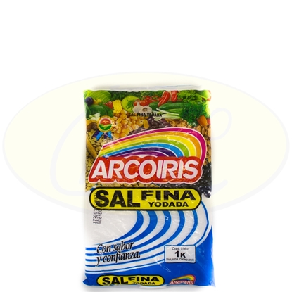 Picture of Sal Fina Arcoiris 1k