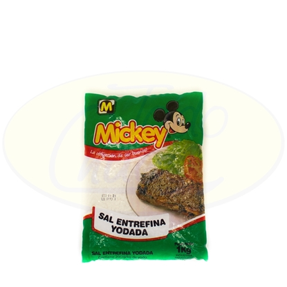 Picture of Sal Entrefina Mickey 1Kg