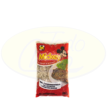 Picture of Sal Condimentada Mickey 500g