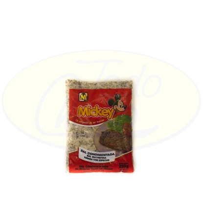 Picture of Sal Condimentada Mickey 250g