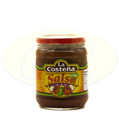 Picture of Salsa Dip Hot La Costena 453gr
