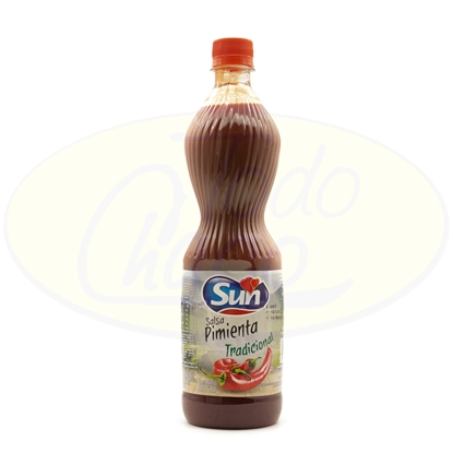 Picture of Salsa Pimienta Tradicional Sun 850ml