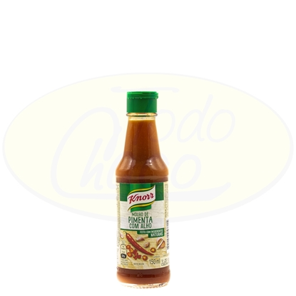 Picture of Molho de Pimienta Knorr Ajo 150ml