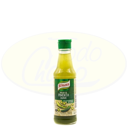 Picture of  Molho de Pimienta Suave Knorr 150ml