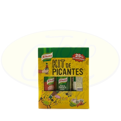 Picture of Kit de Pimienta Knorr 150gr
