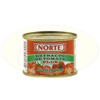 Picture of Extracto de Tomate Norte70g