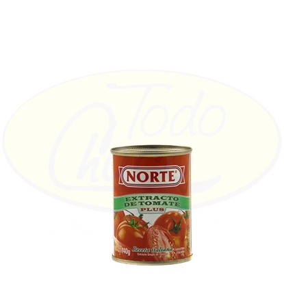 Picture of Extracto de Tomate Norte 140g