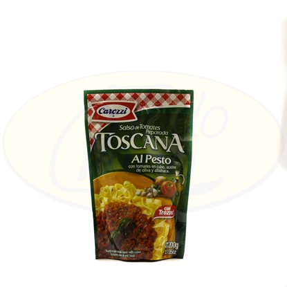 Picture of Salsa de Tomates Toscana Carozzi 200g