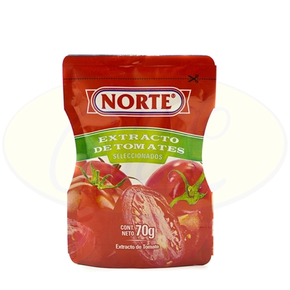 Picture of Extracto de Tomate Norte 70 gr