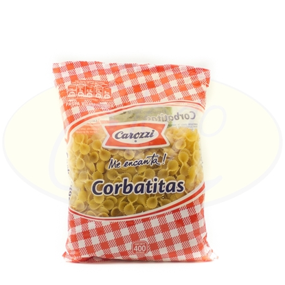 Picture of Fideo Carozzi Corbatitas 400g
