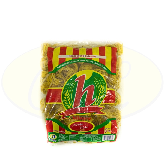 Picture of Fideo Hilagro Cinta Nido 3kg