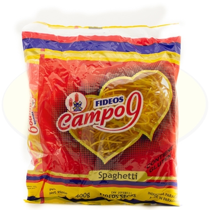 Picture of Fideo Campo 9 Spaghetti 400g