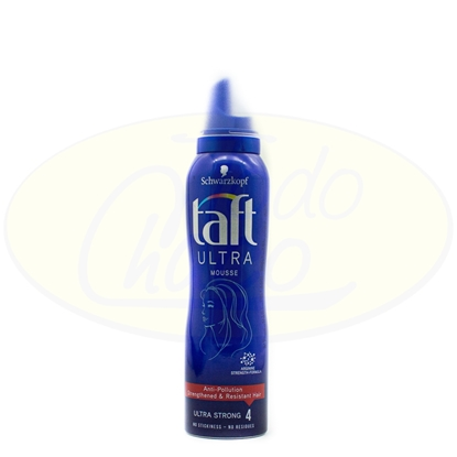 Imagen de Mousse Ultra Taft Ultra Strong Schwarzkopf 150ml