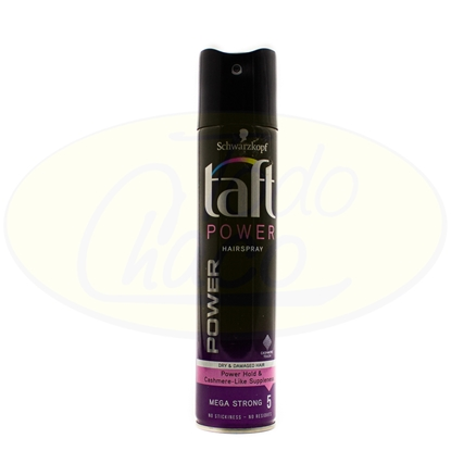 Picture of Hairspray Power Taft Mega Strong 5 Schwarzkopf 250ml