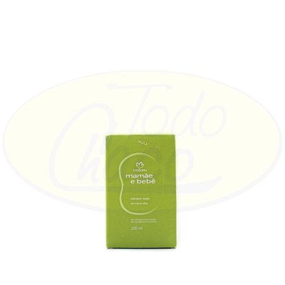 Picture of Shampoo Natura Mama y Bebe 200ml