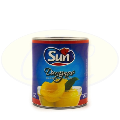 Picture of Durazno Sun 470g