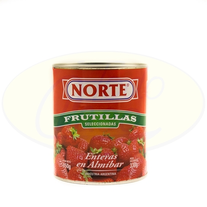Picture of Frutillas Seleccionadas Norte 850g