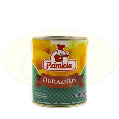 Picture of Durazno Primicia 820g