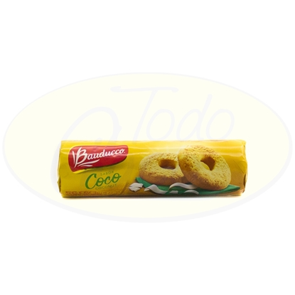 Picture of Galletitas Bauducco Coco 118g