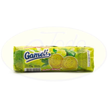 Picture of Galletita Gamell Limon 75g