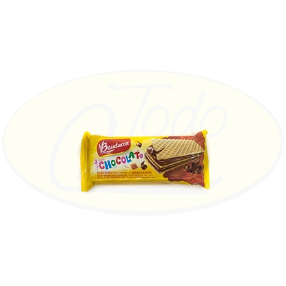 Picture of Galletitas Bauducco Wafer Chocolate 30g