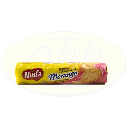 Picture of Galletitas Ninfa Morango 110g