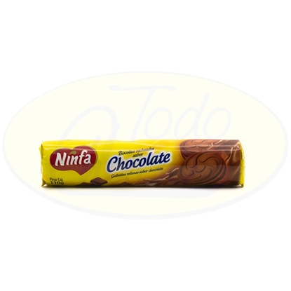 Picture of Galletitas Ninfa Chocolate 110g