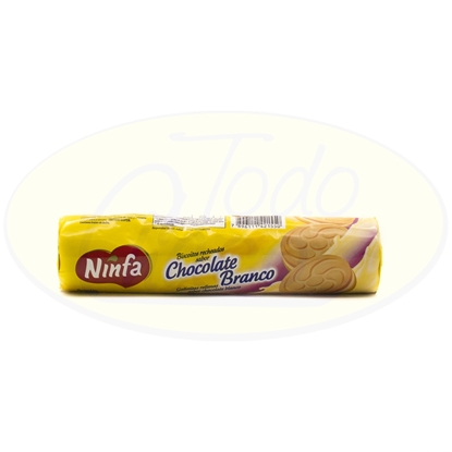 Picture of Galletitas Ninfa Chocolate Blanco 110g