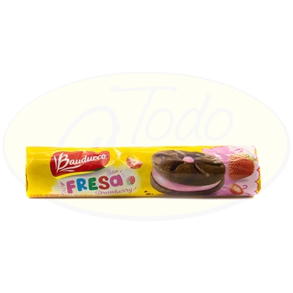 Picture of Galletitas Bauducco Fresa 125g