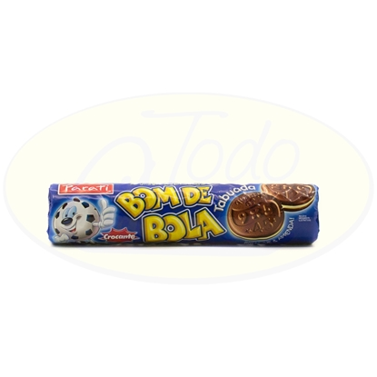 Picture of Galletitas Bom de Bola Chocolate Blanco 110g