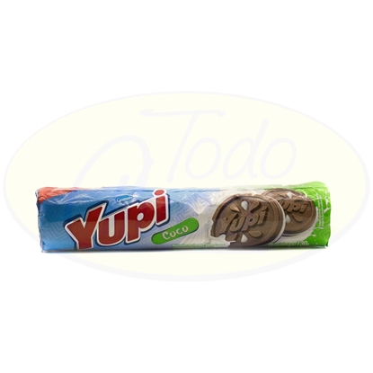 Picture of Galletitas yupi Coco 130g
