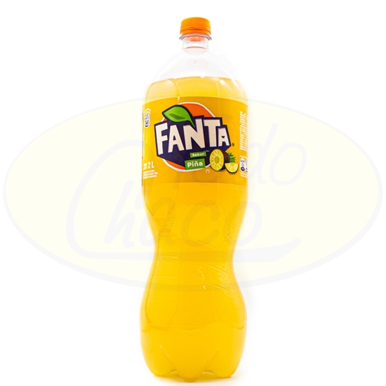 Picture of Gaseosa Fanta Piña 2L