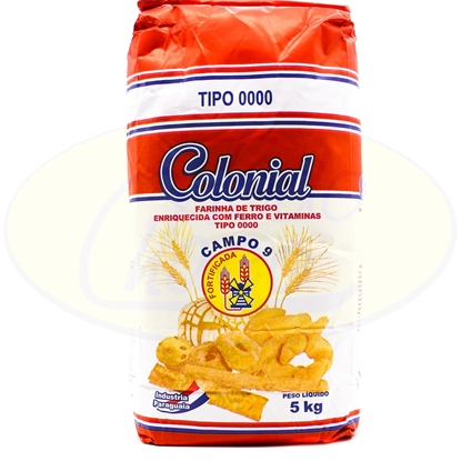 Picture of Harina Colonial Rojo T0000 - 5kg