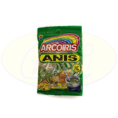 Picture of Anis Arcoiris 25g