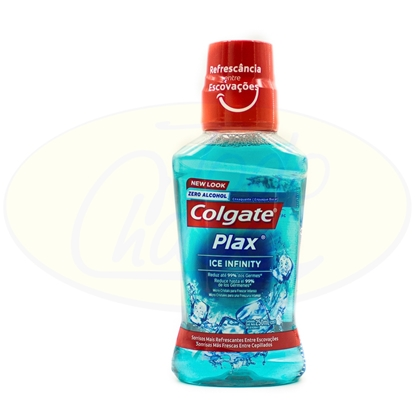 Picture of Enjuage Bocal Plax Ice Infinity Colgate 250ml