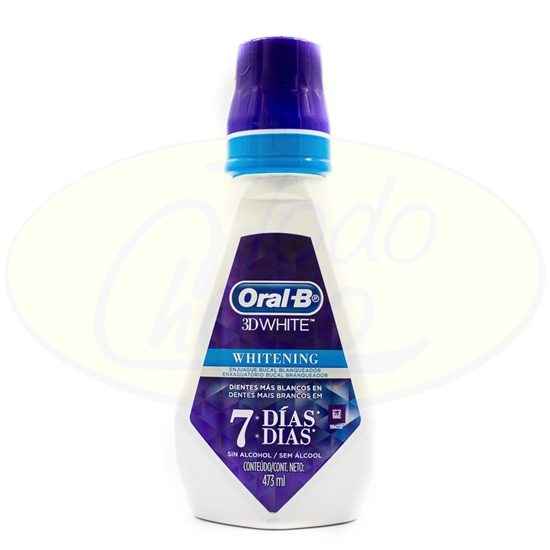 Picture of Enjuage Bocal Oral B 473ml