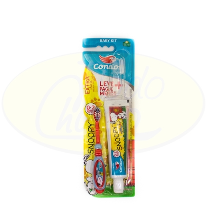 Bild von Cepillo Dental Condor Baby Kit